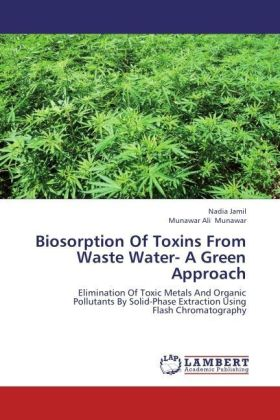 Biosorption Of Toxins From Waste Water- A Green Approach | Dodax.ch