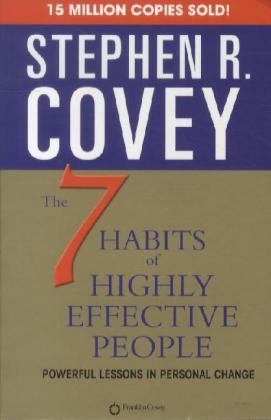 The 7 Habits of Highly Effective People | Dodax.nl