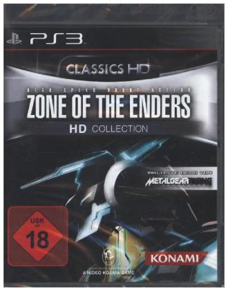 Zone of the Enders HD Collection German Edition - PS3 | Dodax.at