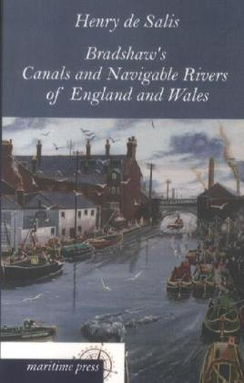 Bradshaw's Canals and Navigable Rivers of England and Wales | Dodax.ch