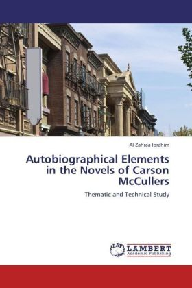 Autobiographical Elements in the Novels of Carson McCullers | Dodax.at