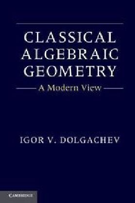 Classical Algebraic Geometry | Dodax.at