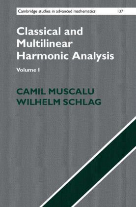 Classical and Multilinear Harmonic Analysis | Dodax.pl