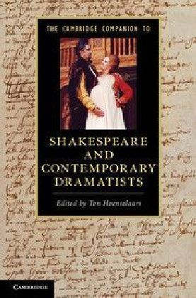 The Cambridge Companion to Shakespeare and Contemporary Dramatists | Dodax.at