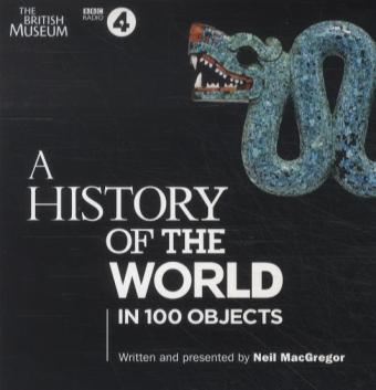 A History Of The World In 100 Objects, 20 Audio-CDs | Dodax.ch