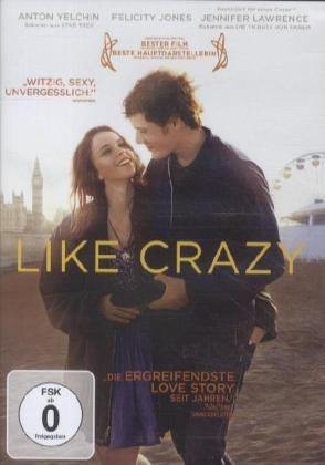 Like Crazy, 1 DVD | Dodax.nl