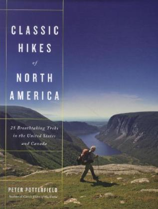 Classic Hikes of North America | Dodax.ch