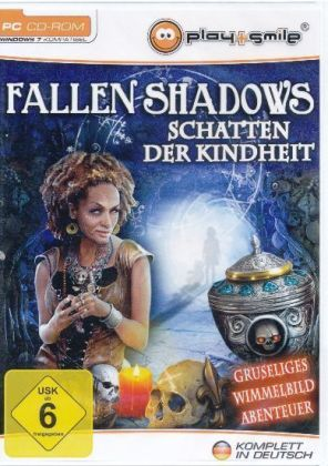 Fallen Shadows, Schatten der Kindheit, CD-ROM | Dodax.co.uk