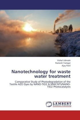 Nanotechnology for waste water treatment | Dodax.ch