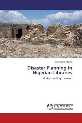 Disaster Planning in Nigerian Libraries | Dodax.de