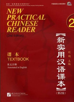 New Practical Chinese Reader 2, Textbook (2. Edition) | Dodax.nl