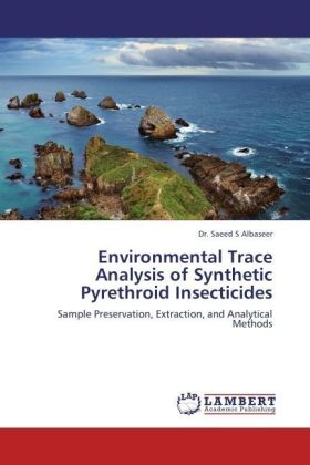 Environmental Trace Analysis of Synthetic Pyrethroid Insecticides | Dodax.at