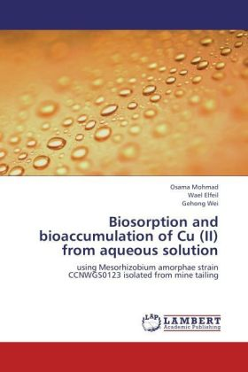 Biosorption and bioaccumulation of Cu (II) from aqueous solution | Dodax.at