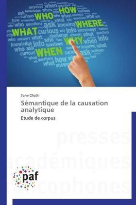 Sémantique de la causation analytique | Dodax.at