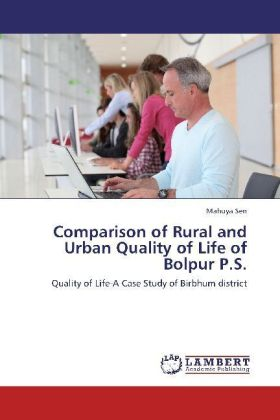 Comparison of Rural and Urban Quality of Life of Bolpur P.S.   Dodax.ch