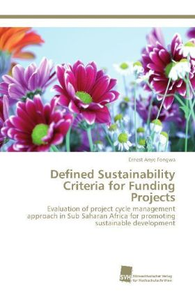 Defined Sustainability Criteria for Funding Projects | Dodax.at