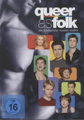 Queer as Folk. Staffel.2, 5 DVDs | Dodax.at