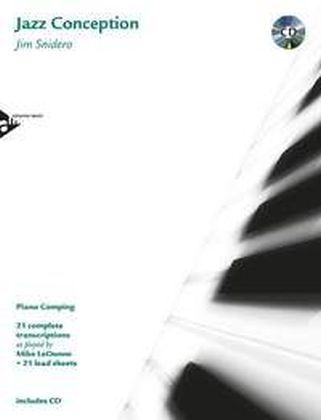 Jazz Conception, Piano Comping, w. Audio-CD | Dodax.nl