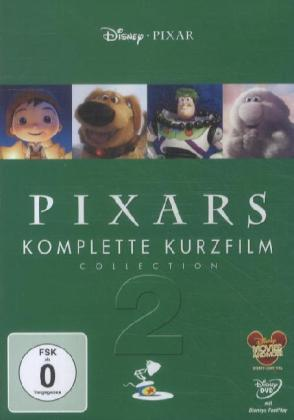 Pixar komplette Kurzfilm Collection - Volume 2 | Dodax.fr