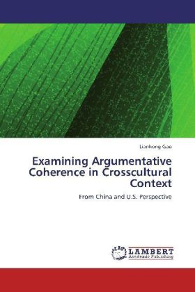Examining Argumentative Coherence in Crosscultural Context | Dodax.at
