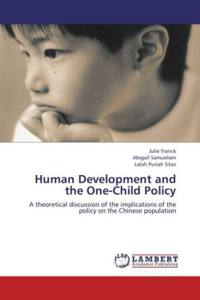 Human Development and the One-Child Policy | Dodax.ch