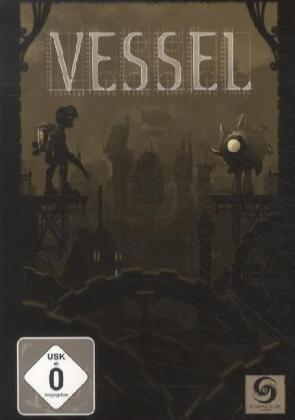 Vessel, DVD-ROM | Dodax.co.uk