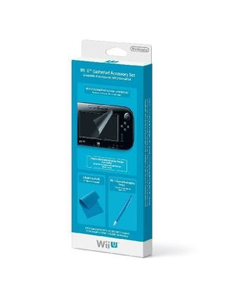 Nintendo Wii U GamePad Accessory Set | Dodax.ca