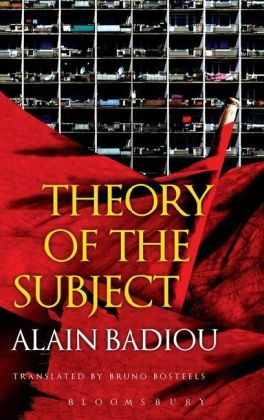 Theory of the Subject | Dodax.pl