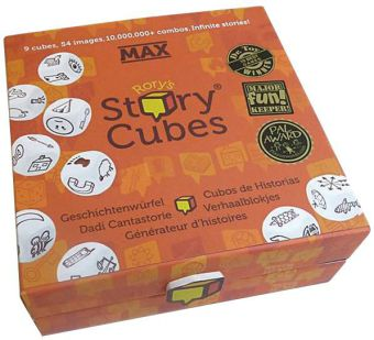 Rory's Story Cubes (Spiel), Max | Dodax.pl