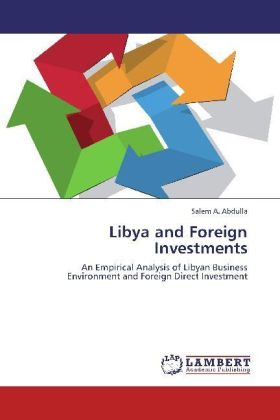 Libya and Foreign Investments   Dodax.at