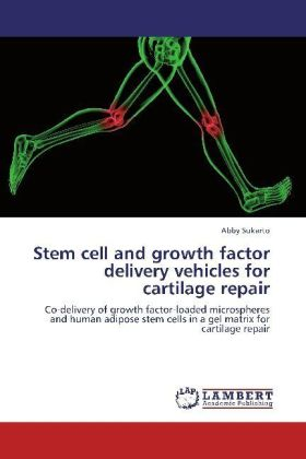 Stem cell and growth factor delivery vehicles for cartilage repair   Dodax.ch