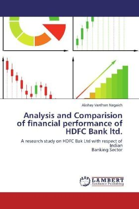 Analysis and Comparision of financial performance of HDFC Bank ltd. | Dodax.at