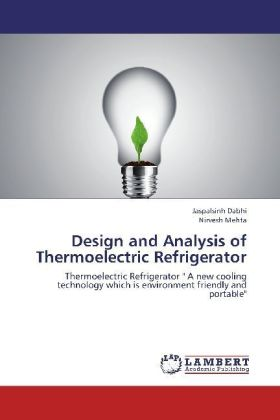 Design and Analysis of Thermoelectric Refrigerator | Dodax.ch