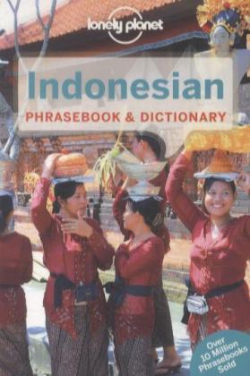 Indonesian Phrasebook & Dictionary | Dodax.de