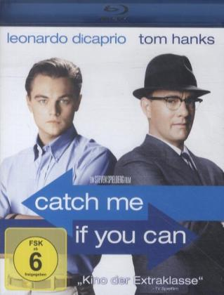 Catch Me if You Can, 1 Blu-ray | Dodax.ch