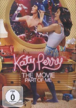 Katy Perry - The Movie: Part of Me, 1 DVD (englisches OmU) | Dodax.at
