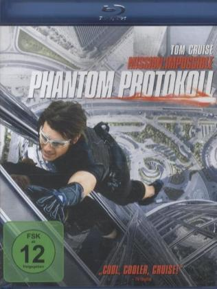 Mission: Impossible 4 Phantom Protokoll, 1 Blu-ray | Dodax.es