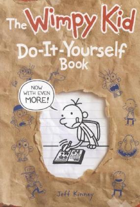 The Wimpy Kid Do-It-Yourself Book | Dodax.nl