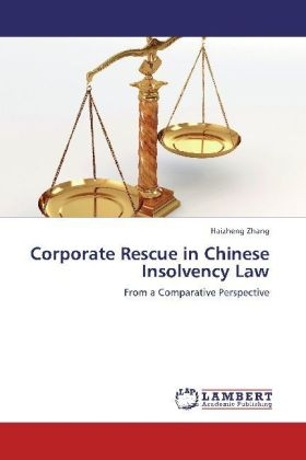 Corporate Rescue in Chinese Insolvency Law | Dodax.ch