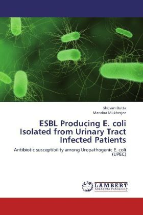 ESBL Producing E. coli Isolated from Urinary Tract Infected Patients   Dodax.pl