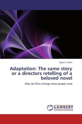 Adaptation: The same story or a directors retelling of a beloved novel | Dodax.ch