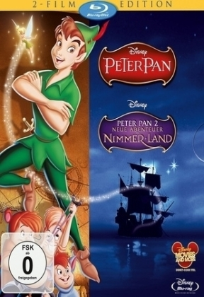 Peter Pan 1 & 2 | Dodax.co.uk