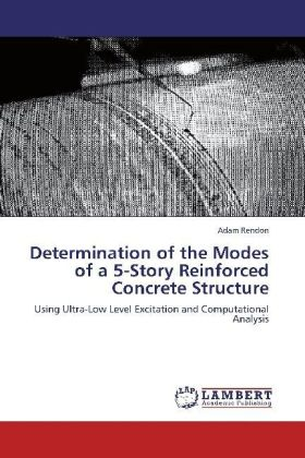 Determination of the Modes of a 5-Story Reinforced Concrete Structure | Dodax.at