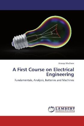 A First Course on Electrical Engineering | Dodax.at