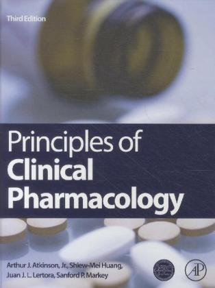 Principles of Clinical Pharmacology | Dodax.at