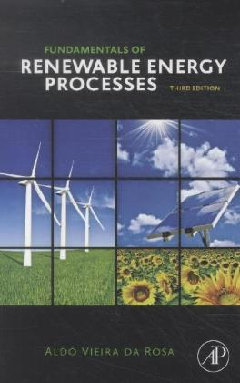 Fundamentals of Renewable Energy Processes | Dodax.pl