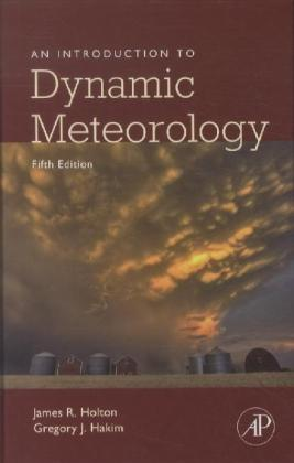 An Introduction to Dynamic Meteorology | Dodax.at