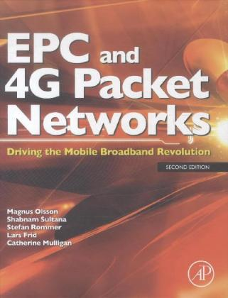 EPC and 4G Packet Networks | Dodax.at