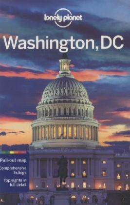Lonely Planet Washington, DC | Dodax.ch