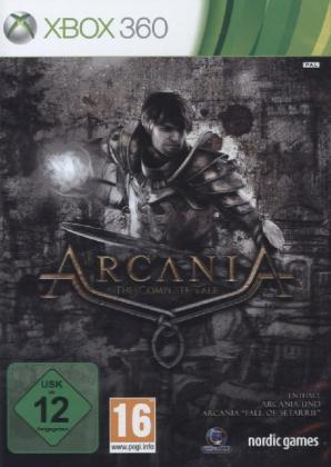 Arcania, The Complete Tale, Xbox360-DVD | Dodax.at